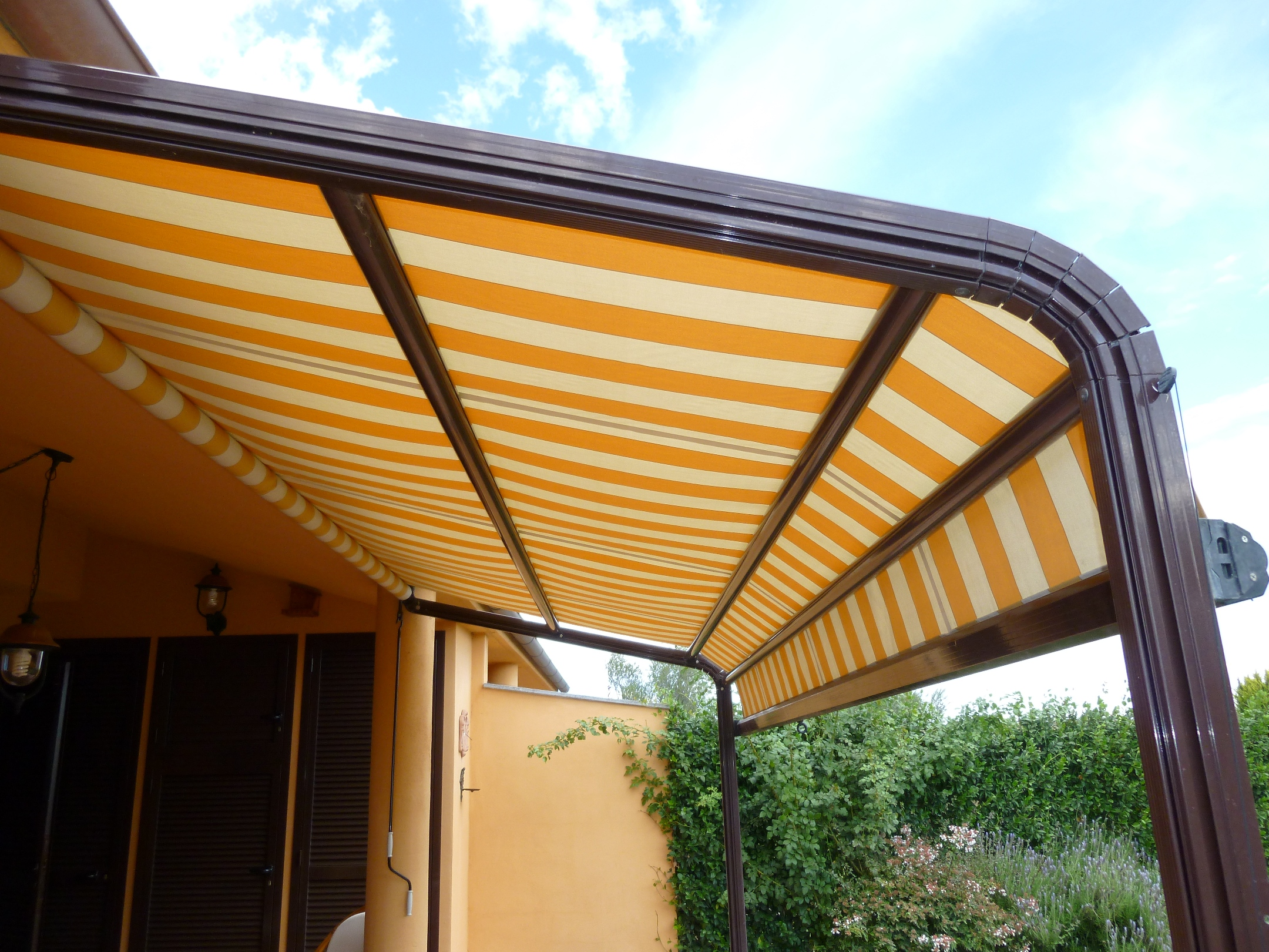 Tenda da sole per giardino tambone tende