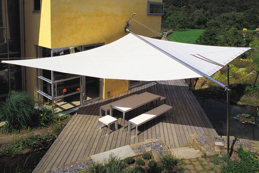 Come motorizzare una tenda da sole? - PG Casa